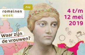 Nationale Romeinenweek: Waar zijn de vrouwen?