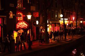 geschiedenis van prostitutie in nederland