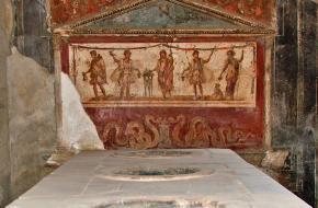 Romeinse fastfoodketens
