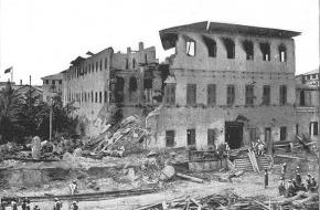 Engels-Zanzibarese oorlog
