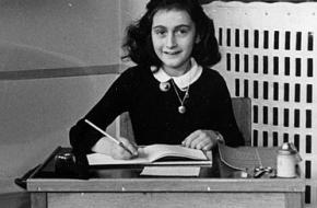 Anne Frank werd wereldberoemd door haar dagboek