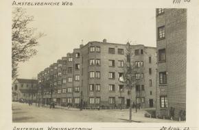 Geschiedenis van de woningnood
