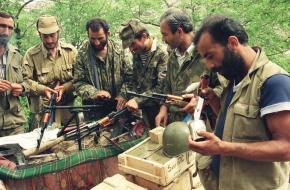 Azerbeidzjaanse soldaten
