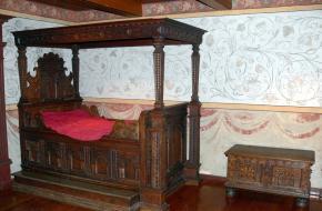 Bedden stonden steeds vaker in aparte slaapkamers