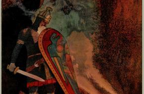 Beowulf en de draak