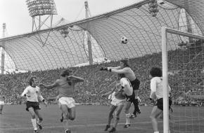 WK-finale 1974, West Duitsland tegen Nederland
