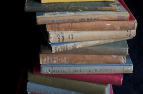 Geschiedenis kinderboeken