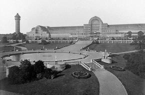 geschiedenis bouwmaterialen Crystal Palace