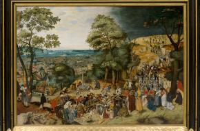 kruisdraging Brueghel