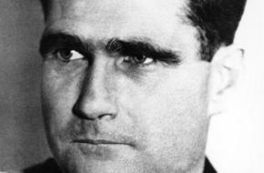 Rudolf Hess, biografie leven