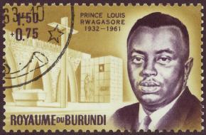 Louis Rwagasore Burundi