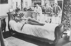 geschiedenis van bedden