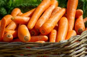 waarom zijn wortels oranje