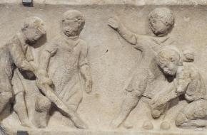 Kinderen in het Romeinse Rijk