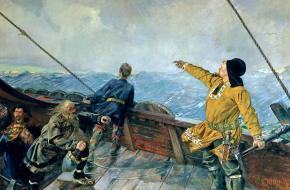 Vikingen in Amerika 1000 jaar geleden Leif Eriksson