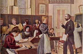 geschiedenis van gebarentaal