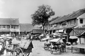 Geschiedenis Jakarta