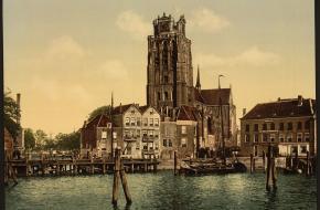 Dordrecht Slag bij Vlaardingen