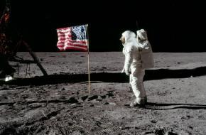 De eerste maanlanding, Buzz Aldrin