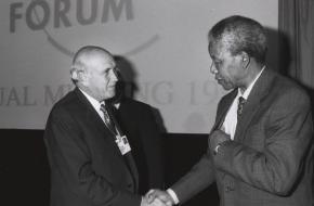 Afschaffing van de Apartheid