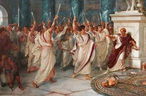 De Dood van Julius Caesar