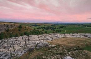 Historische wandeling Engeland