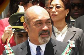 Desi Bouterse president Suriname