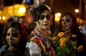 Dia de los Muertos Dag van de Doden Geschiedenis