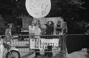 Dolle Mina. Fotocollectie ANEFO/www.gahetna.nl
