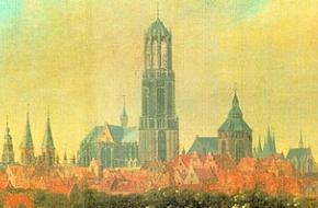 Dom Utrecht Droochsloot