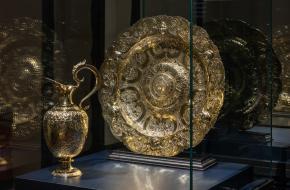 Zilver: Meesterstukken van Delftse zilversmeden 1590-1800
