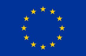 De Europese vlag.