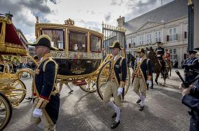Gouden Koets Prinsjesdag Noordeinde