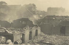 Brand kaarsenfabriek Gouda
