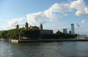 Ellis Island Visum