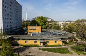 Dessau Arbeitsamt Bauhaus