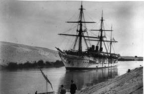 Suezkanaal blokkade