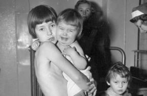 Oorlogstrauma overdraagbaar finse kinderen