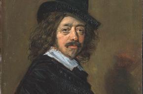Portrer van Frans Hals