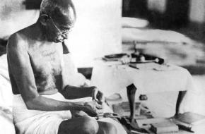 Aanslag op Gandhi