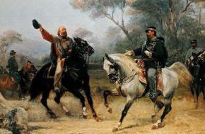 Victor Emanuel II en Giuseppe Garibaldi twee belangrijke figuren in Italiaanse eenwordig