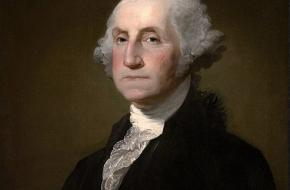 George Washington eerste president Amerika