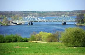 Glienicker Brücke Berlijn