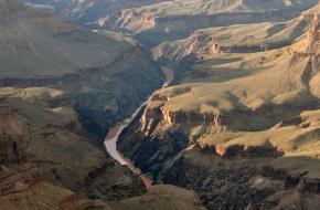 Uitzicht op de Grand Canyon