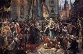 Eerste Poolse Grondwet