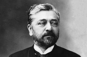 Gustave Eiffel geschiedenis