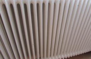 Geschiedenis verwarmingsradiator