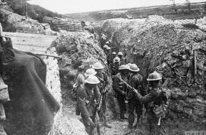 overzicht eerste wereldoorlog samenvatting