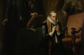 Het laatste gebed van Johan van Oldenbarnevelt