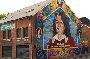 Bobby Sands hongerstaking 1981